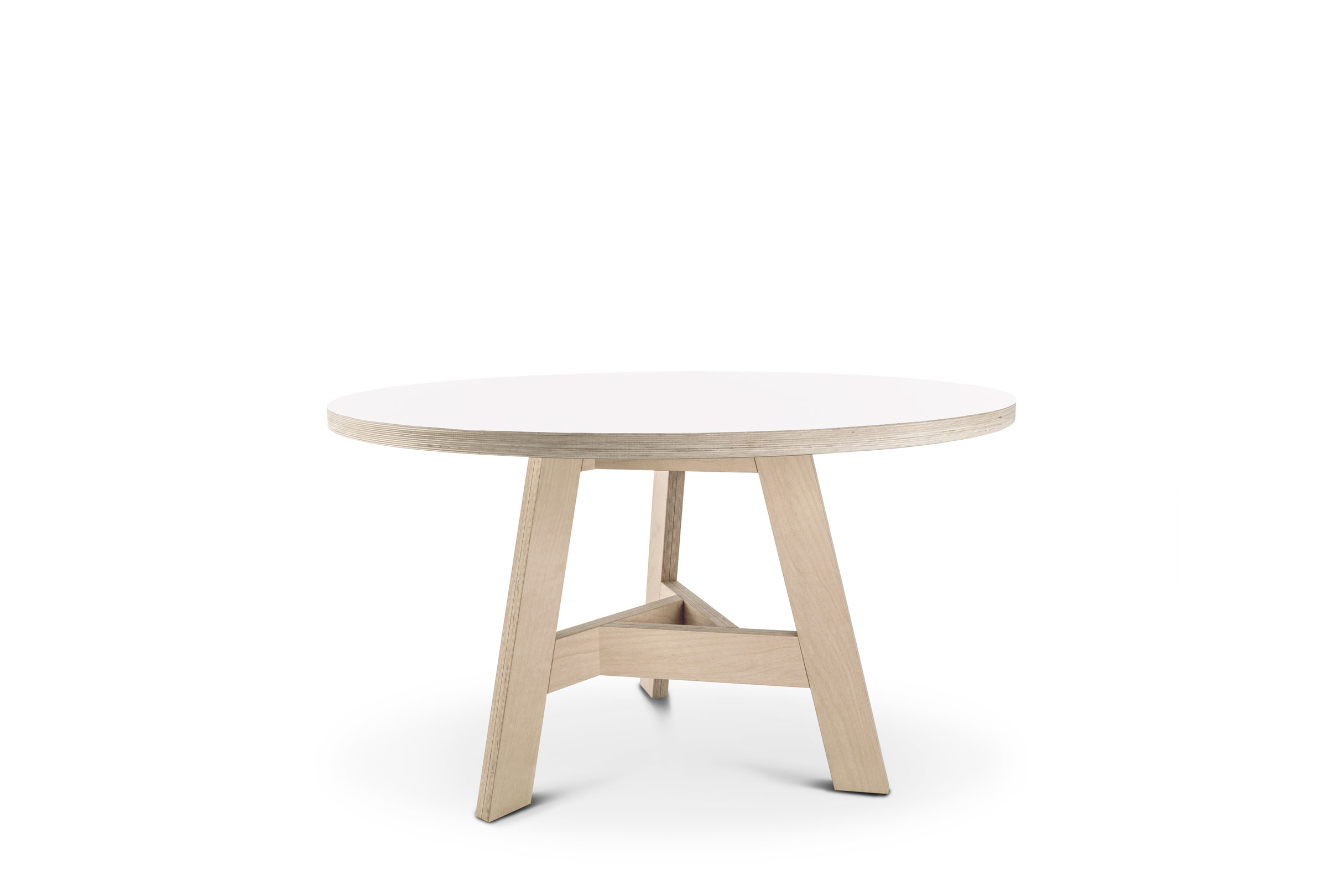 Ronde design eettafel for Eettafel rond